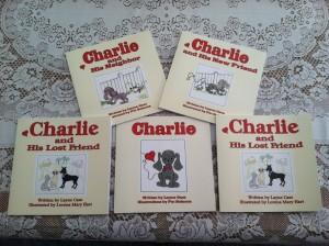 All Charlie Books